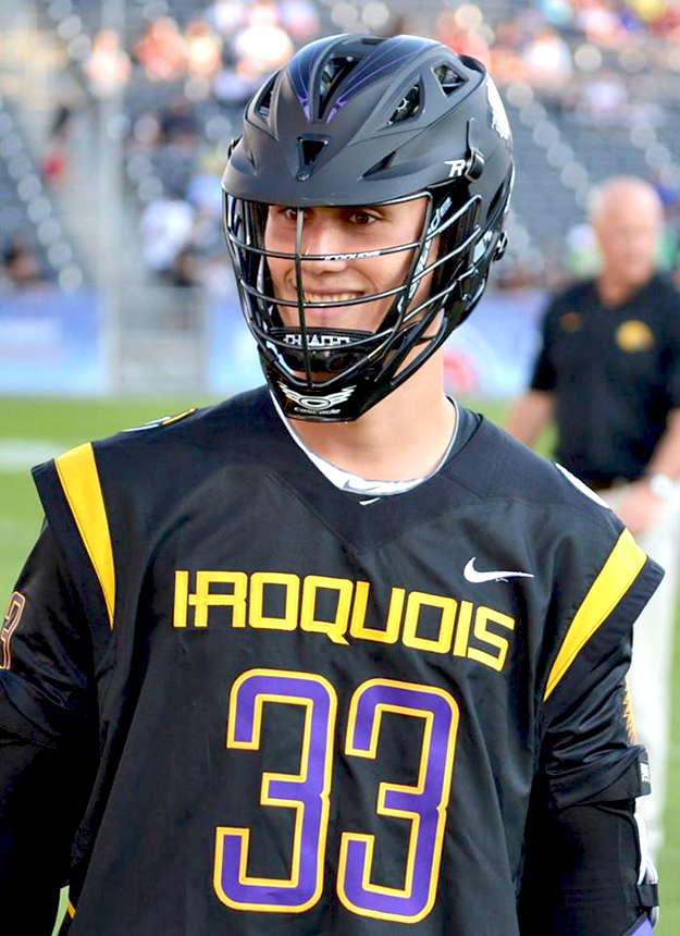 zach miller the gift iroquois nationals at the world lacrosse championships winona laduke.jpg