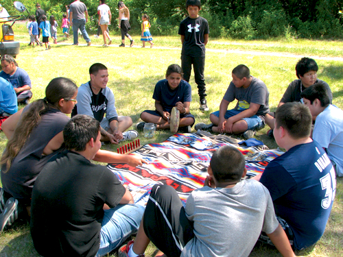 ojibwe culture celebrated at ponemah round house 1.jpg