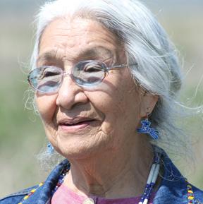 Mary Louise Defender/ Bush Award recipient