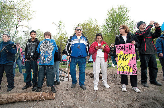 protests fish lake calhoun 1.jpg