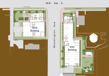 Mpls. Elders' Housing To Be Built Will Be Named Bii Di Gain Dash Anwebi (Come In And Rest)