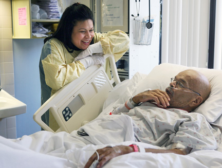 native healthcare advocate story